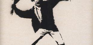 Post de Banksy pierde los derechos de autor sobre una de sus obras más populares