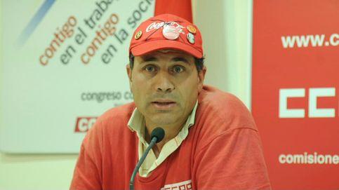IU da cobijo en su candidatura al sindicalista que 'incendió' Coca Cola