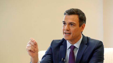 Sánchez atribuye a criterios estrictamente de seguridad el uso del avión