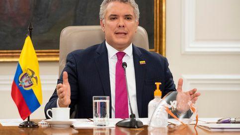 Banderas rojas para pedir socorro: Colombia se enfrenta al coronavirus... y al hambre