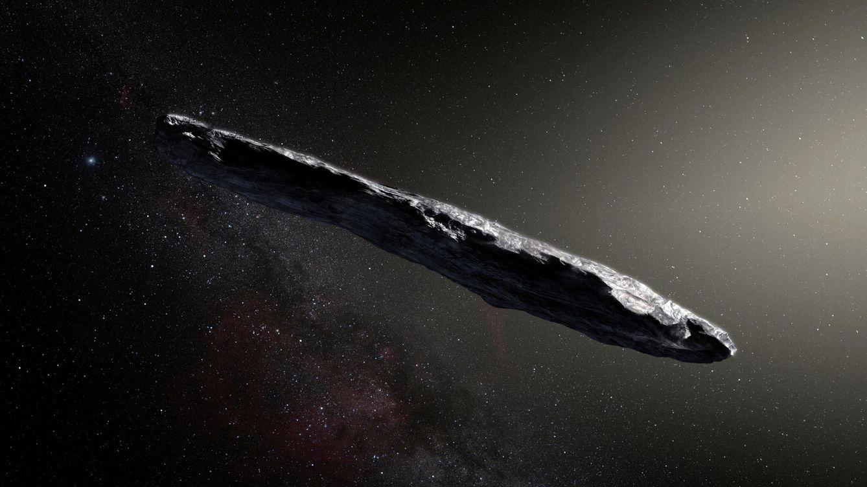 ¿Es este el nuevo Oumuamua? Nos visita un segundo (y gigantesco) cometa interestelar