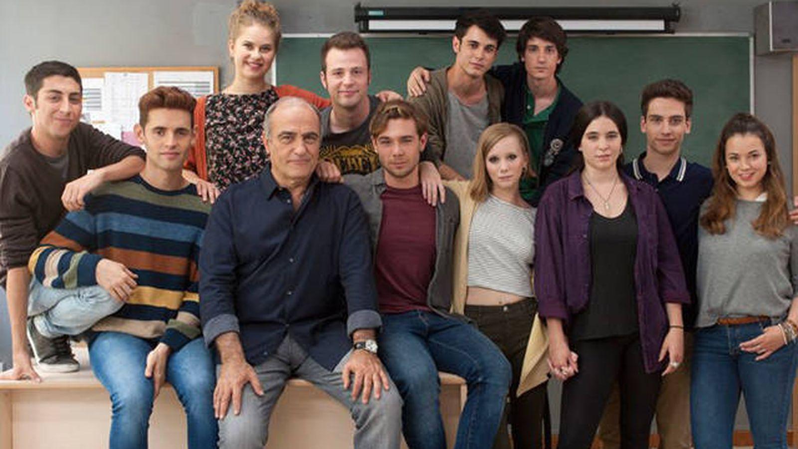 Foto: 'Merlí', serie de La Sexta y TV3.