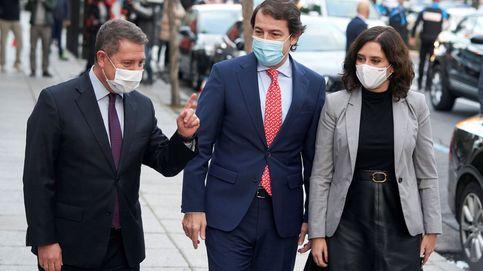 Ayuso pide cerrar Madrid solo el puente y las Castillas lo harán hasta el 9-N