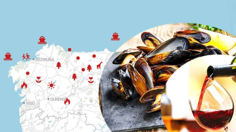 Del mejillón gallego al vino murciano: así golpea el cambio climático en tu región