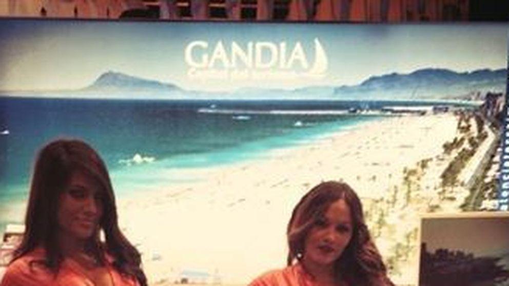 Desaparecen de Fitur las polémicas azafatas de una discoteca de Gandía