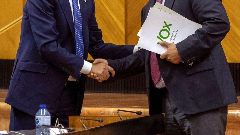 Vox propone convertir el Instituto Andaluz de la Mujer en el de Violencia intrafamiliar