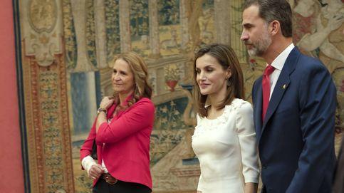 Los motivos del distanciamiento de la infanta Elena y el rey Felipe