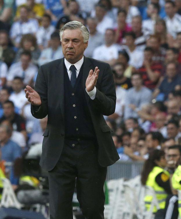 Real Madrid: Ancelotti, sancionado con dos partidos de ...