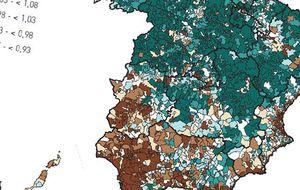 Vivir en el sur de España incrementa la posibilidad de tener una muerte no natural