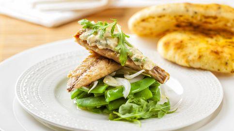 Los alimentos con proteínas que debes echar a la ensalada para que te sacie