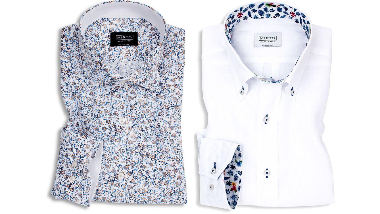 Las nuevas camisas de Mirto: inspiración mediterránea