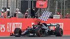Fórmula 1: Hamilton da el título a Mercedes tras el desastre de Red Bull y Sainz acaba 7º