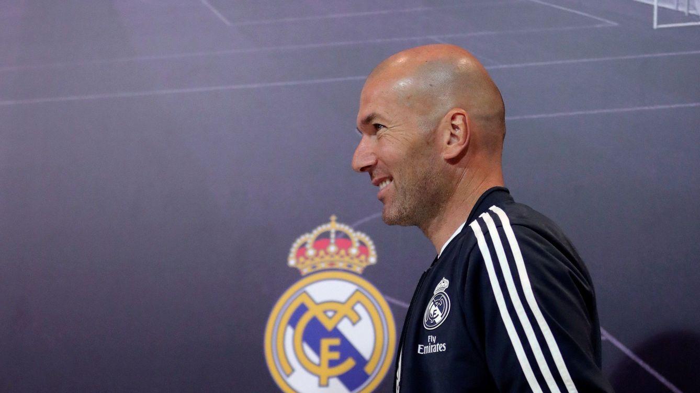 El test de Zidane: pruebas exprés para poder terminar su lista de la compra