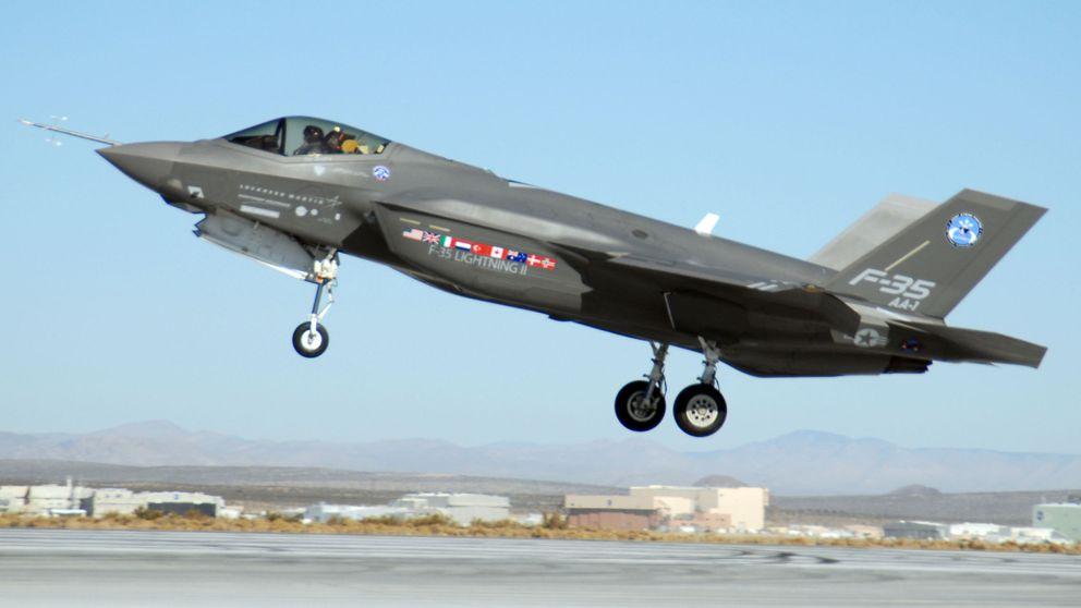 F-35, el caza 'invisible' que Israel necesita para mantener su dominio