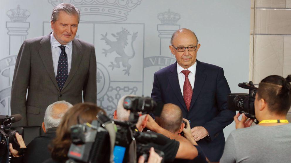 El BOE confirma la fecha: Montoro tomará el control de las cuentas catalanas el lunes