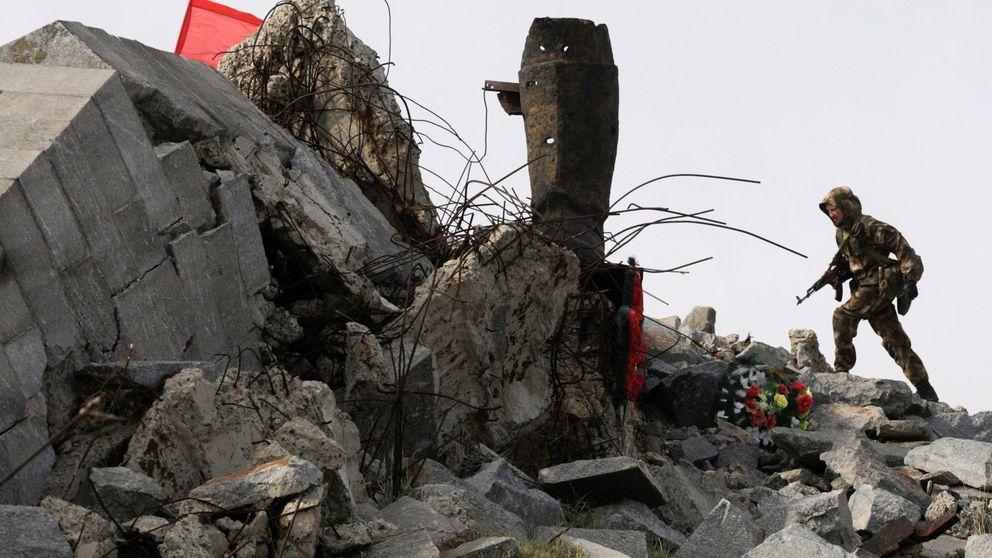 El corredor de la vida y la muerte en la guerra olvidada de Europa