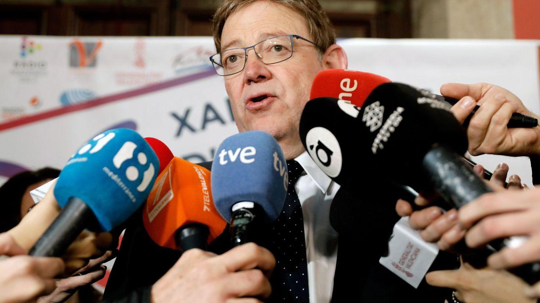 Puig dice que Pedro Sánchez tiene toda la legitimidad para decidir sobre elecciones