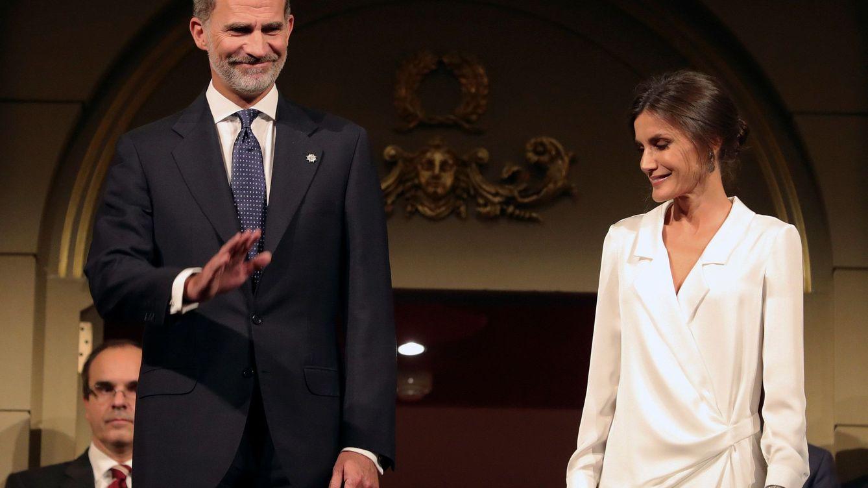El cambio de planes de los Reyes: visita a La Palma, duda en el Teatro Real