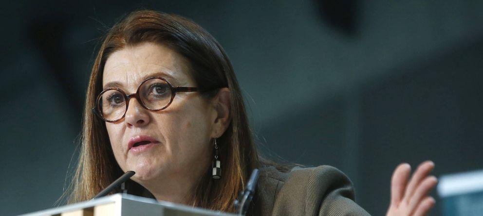 Foto: La presidenta del Círculo de Empresarios, Mónica de Oriol. (Efe)