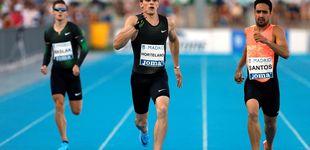 Post de Hortelano bate el récord de 400: nada es imposible cuando se tiene tanta clase
