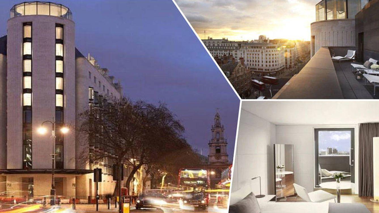 3.800 euros la noche y diseñado por Norman Foster: el hotel de los Reyes en Londres