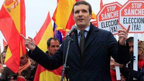 Casado aprovechará el debate para cargar contra Sánchez por sus cesiones a Torra