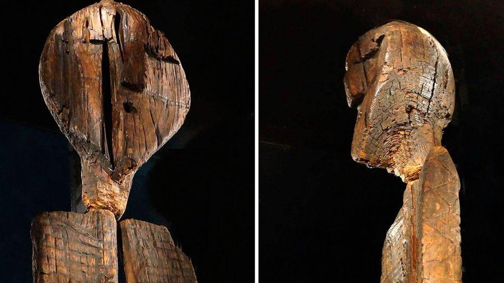 La misteriosa figura humana mucho más antigua que las pirámides de Egipto