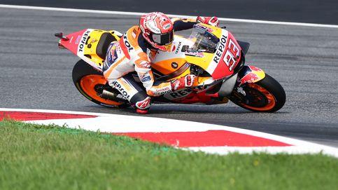 La carrera del GP de Austria de MotoGP en directo: Márquez sale desde la pole