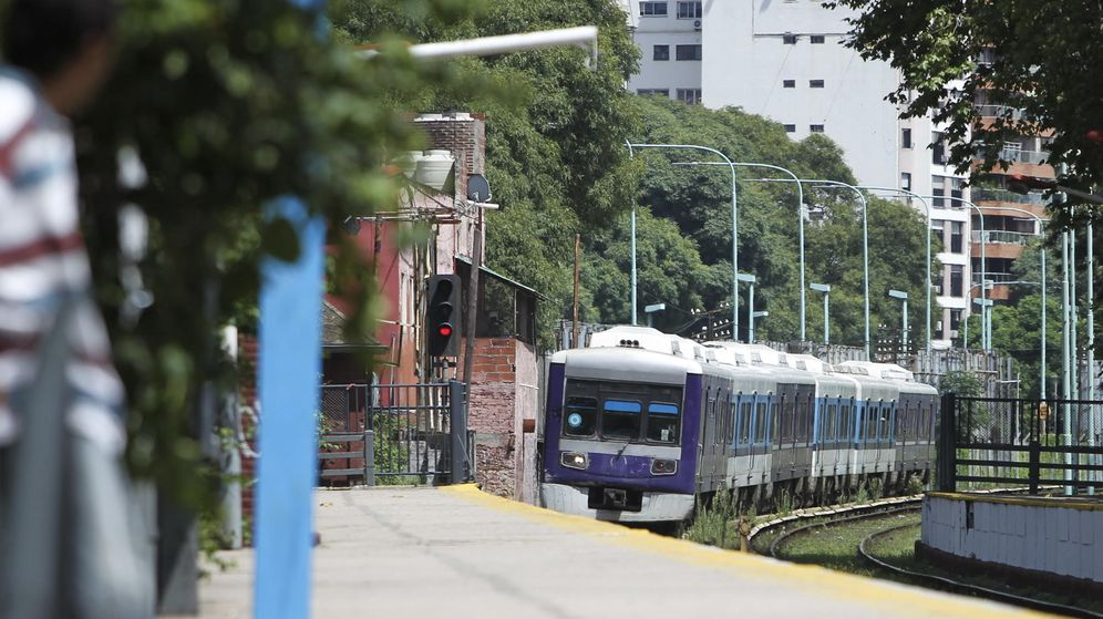 Foto: El Gobierno argentino quiere renovar los ferrocarriles de Buenos Aires.