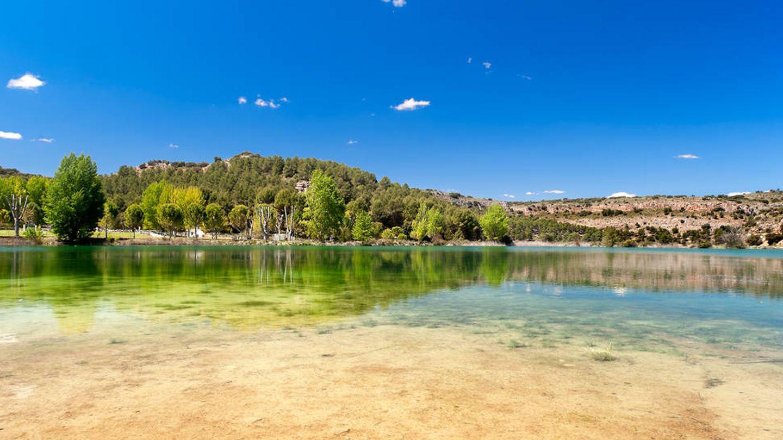 Las Lagunas de Ruidera. (Foto: Turismo de Castilla-La Mancha)