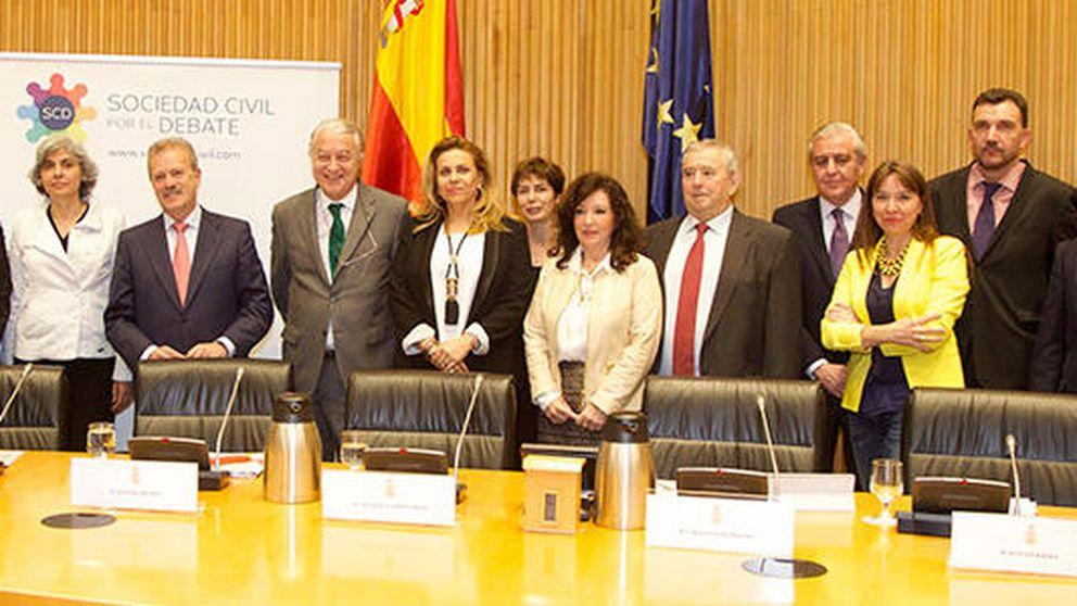 El Ministerio del Tiempo de Rajoy y la nueva Sociedad Civil del BBVA
