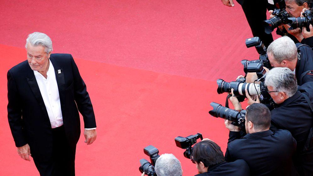 Foto: Alain Delon, en una imagen de archivo. (Reuters)