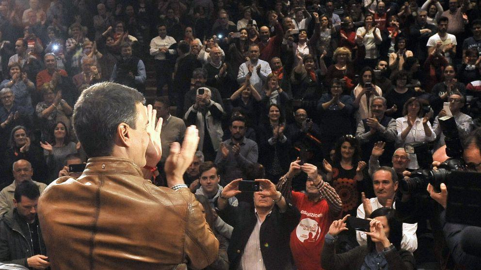 Sánchez responde a Ferraz que no controla el 'crowdfunding' y que no lo cerrará ya