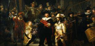 Post de El complot que esconde un famoso cuadro de Rembrandt: un gran misterio