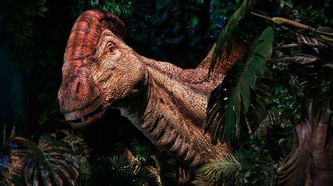 Los dinosaurios de Jurassic World asaltan Madrid