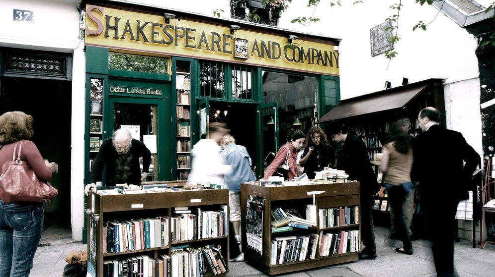 Foto: La librería Shakespeare and Company de París es una de las más clásicas (EFE)