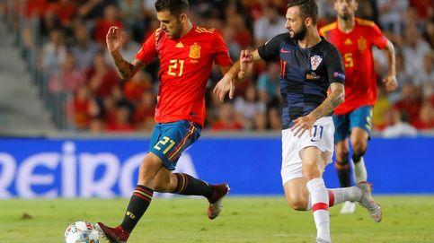 Croacia - España en directo: resumen, goles y resultado en vivo de la UEFA Nations League