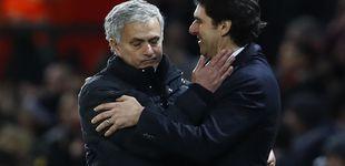 Post de Mourinho le roba la victoria a su amigo Karanka en los cinco últimos minutos