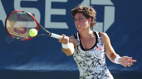Carla Suárez pierde ante Halep y dice adiós al US Open