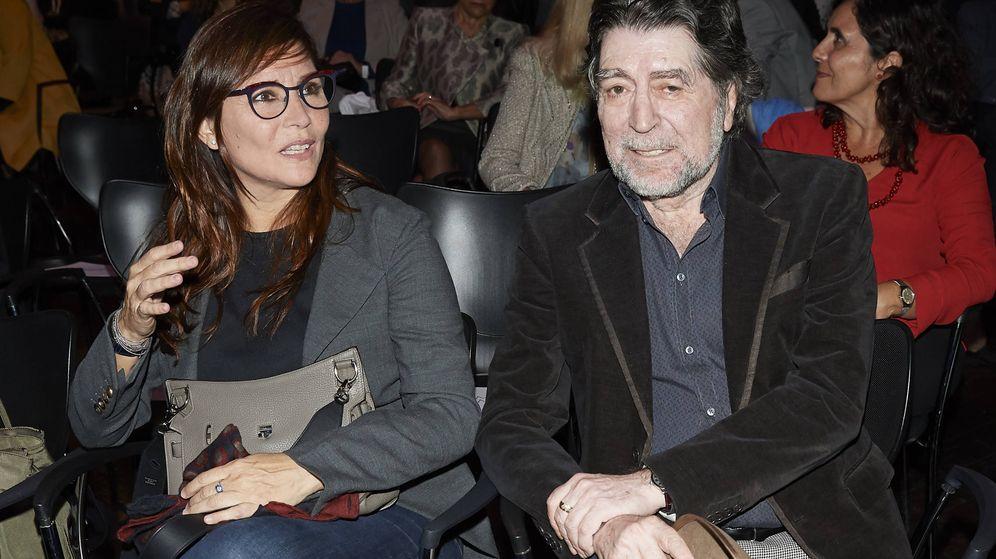 Foto:  Jimena Coronado y Joaquín Sabina. (Getty)
