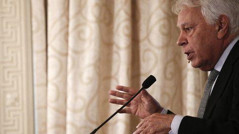 González: No necesitamos relatores. Me preocupa la degradación institucional