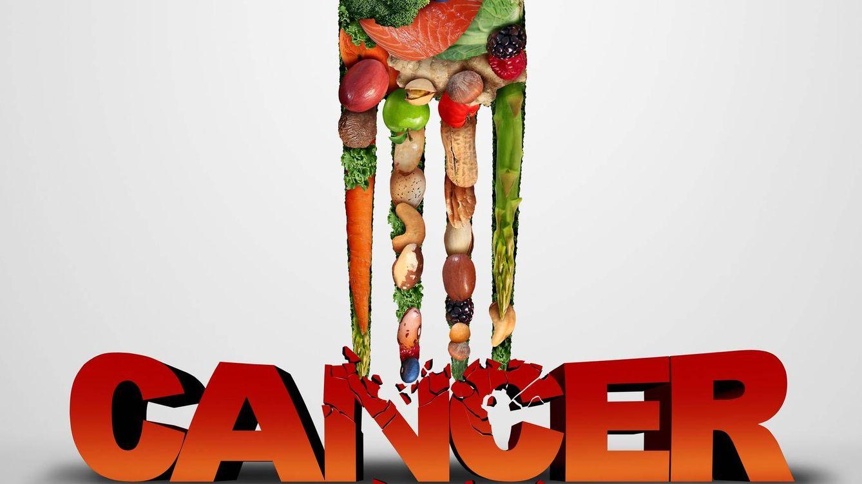 Foto: Dieta y cáncer. (iStock)