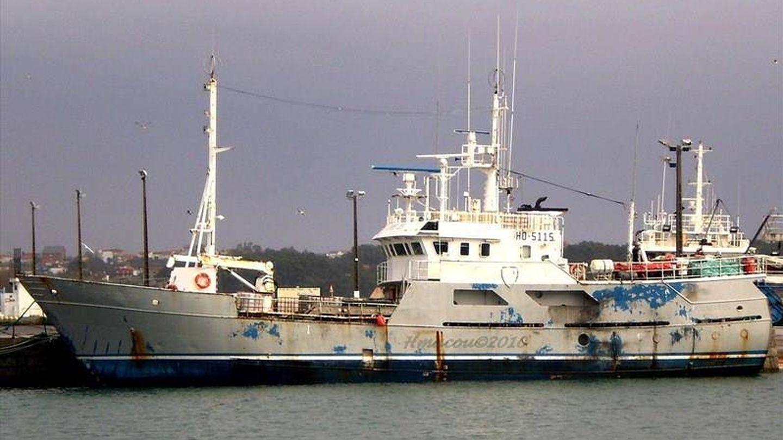 El aspecto del Furabolos (Hmacoa / MarineTraffic.com)
