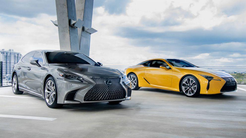 Lexus celebra su 30 aniversario con 10 millones de coches vendidos