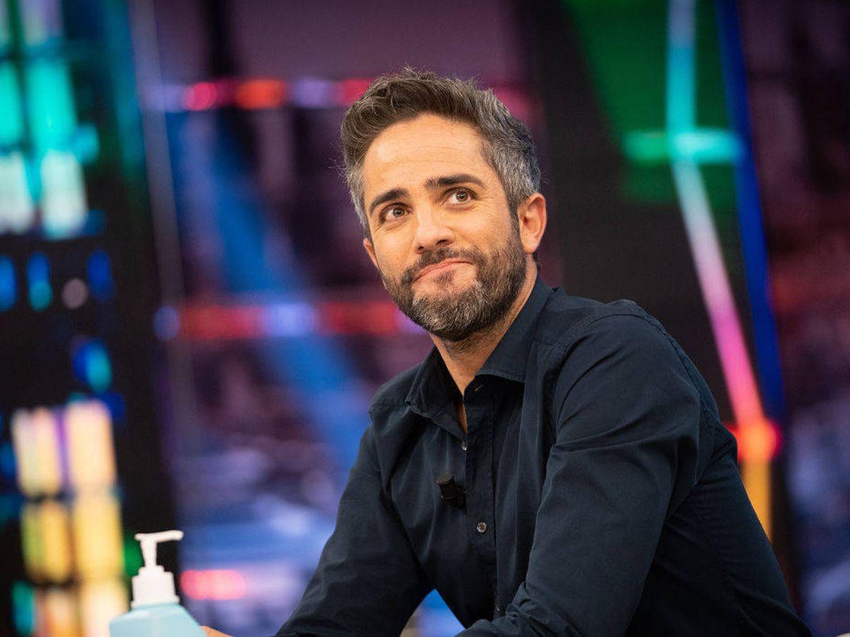 Foto: Roberto Leal, en 'El hormiguero'. (Antena 3)