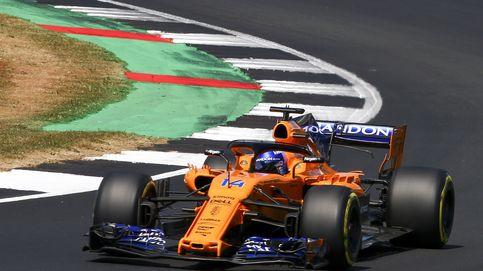 Alonso o cómo ir más allá del límite con tu monoplaza para terminar donde siempre