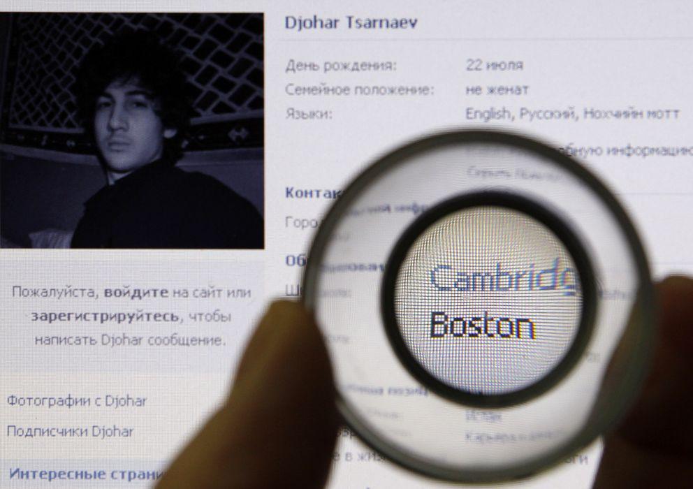 Foto: Dzhokhar Tsarnaev, uno de los autores del atentado contra la maratón de Boston en abril de 2013 (Reuters).