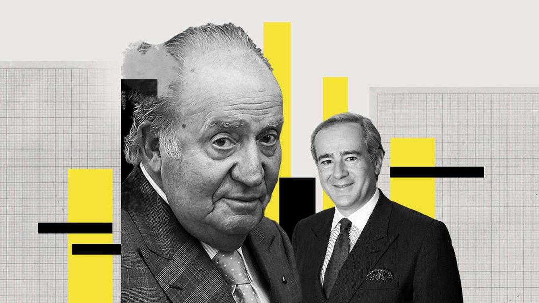 El millonario mexicano Sanginés-Krause pagó decenas de gastos de Juan Carlos I