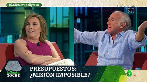 Inda y Angélica Rubio se enganchan por los Presupuestos: ¡Maleducada!