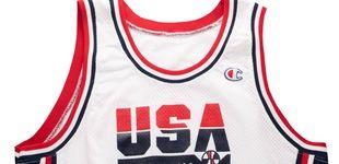 Post de La camiseta de Michael Jordan en Barcelona 92' y la subasta por la que habrá bronca